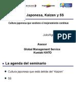 Cultura Japonesa Kaizen y 5S