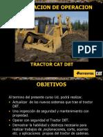 Curso Capacitacion Operacion Tractor Cadenas d8t Caterpillar