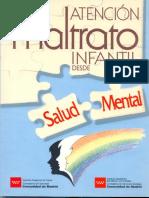 Maltrato Infantil Ámbito Salud Mental