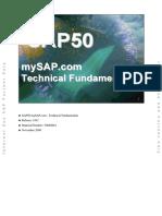 SAP50 - Technicals Fundamentals