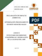 378 Anexo 2 Inventario Emisiones y Modelacion Calidad Del Aire DIA Optimizacion DMH