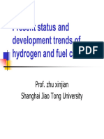 Status of Hydrogen and FC China