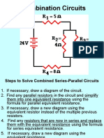 Combination Circuits