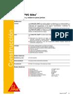FT-5090!01!10 Cintas PVC Sika