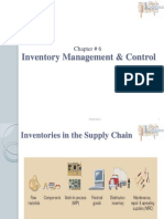06. Inventory Management & Control