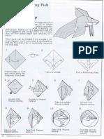 Fish From Origami Teidan Robert Lang