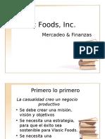 Vlassic Foods, Inc