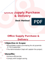 Office Supplies Present