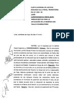 R.N.N°+3332-2004 reserva d efallo condenatorio