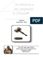 Collect Money Judgment in Illinois