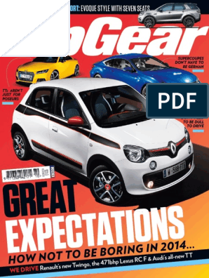 BBCTopGear201410 pdf | Fuel Economy In Automobiles | Vehicles