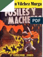 Fusiles y Machetes - Salomón Vílchez Murga