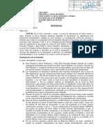 SENTENCIA FUNDADA DE NULIDAD DE ACTO JURÍDICO