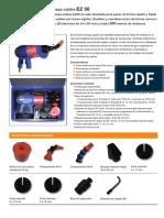 Pistola Pasacables EZ50_T