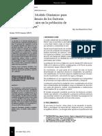 Factores Contaminantes de Lima