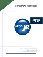 Proposta de Prestação de Serviços ESPM JR.