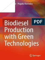 Biodiesel Production With Green Technologies (2017)