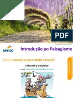 Int_paisagismo - Mod I