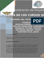 Proyecto Verano