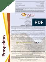BRMS Prospectus