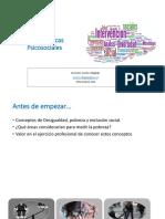 PPsic 2016 Clase4 Pobreza Exclusion
