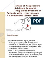 Effectiveness of Acupressure on the Taichong Acupoint.pptx