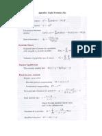 Appendix Formula