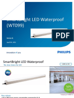 WT099 - SmartBright LED Waterproof