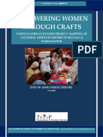 Ca_UNESCO-NORWAY FUNDED PROJECT-Empowering Women Through Crafts