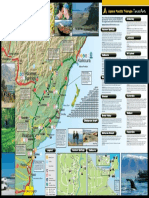 Touring Route Map