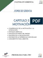 Motivacion Organizacional