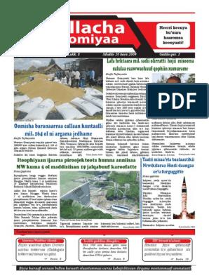 Kallacha Oromiyaa Bara 24 Lakk  8