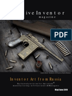 May June Partial Issue of The Creative Inventor Magazine - Free
