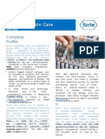 Roche Starts Contract Risk Profiling With Contract Management Software