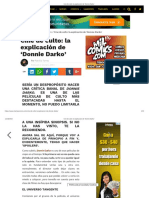Cine de Culto_ La Explicación de 'Donnie Darko'