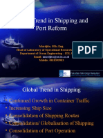 Shipping Trend