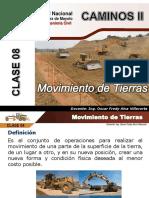 Clase 08_Movimiento de Tierras