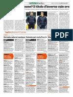 La Gazzetta dello Sport 30-12-2016 - Calcio Lega Pro Pag.1