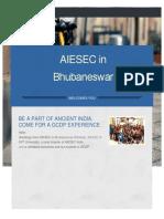 AIESEC in Bhubaneswar