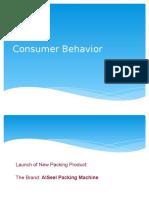 Consumer Behavior Presentation