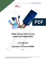 Topflytech t8806 User Manual