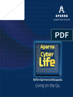 AparnaCyberLife Flyer Brochure