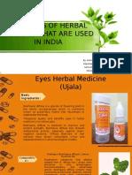 Ppt Hebal India ENGHLIS