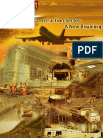 Construction Sector - A New Begining