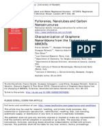 Characterization of Graphene