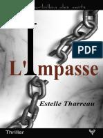 EXTRAIT du roman « L'Impasse » d'Estelle Tharreau