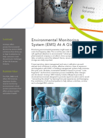 IndustrySolution Invensys EnvironmentalMonitoringSystemForLifeSciences 08-11