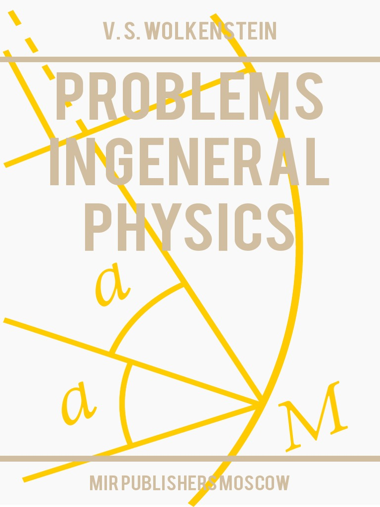 120161591 Livro Problems In General Physics Por Wolkenstein Mir Wiring Diagram For 3 Speed Fan Motor Fx2 75x Publishers Acceleration Units Of Measurement