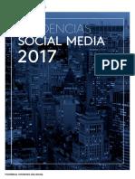 Pronóstico Redes Sociales 2017 Kendar Media