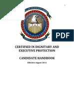 Cdep Candidate Handbook